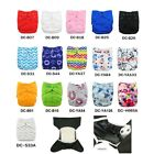 ALVA Baby Cloth Diaper Cover Type Printing Adjustable Washable Waterproof 3-15KG
