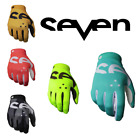 Seven MX Zero Crossover Motocross Gloves Off Road Motorcycle Enduro Riding Adult