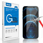 For iPhone 12 Pro Max,Mini 5G Tempered Glass/Camera Lens Screen Protector Cover