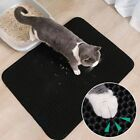 Pet Cat Litter Mat EVA Double-Layer with Waterproof Bottom Non-slip Trapper Pad
