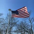 Nylon American Flag Made in USA