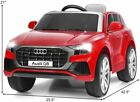 [NEW] Costzon 12V Licensed Audi Q8 Kids Ride On Car [No Ship to California]