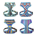 Mesh Padded Soft Puppy Pet Dog Harness Jacket Comfortable 4 Colors 4 Sizes