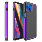 For Motorola Moto One 5G/Ace 2021 Shockproof Rugged Case Cover/Screen Protector