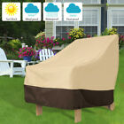 heavy duty waterproof chair dust rain cover for garden outdoor yard furniture uk