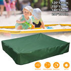 sandpit cover bench seat ball sand oxford waterproof pit sandbox square kids ps