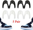 5 Pair Anti Crease Shoe Cover Toe Creasing Protector Force Fields Shoes Care