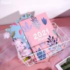 2021 Agenda Planner Organizer Notebook Journal Monthly Daily Planner School A4