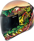 ICON Airframe Pro Fast Food Full Face Helmet Burger MULTICOLOR
