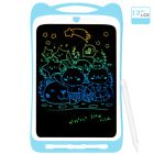 AGPTEK 12-Inch LCD Colorful Graphics Writings Tablet Pads Drawing Board for Kids