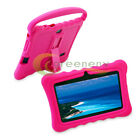 "Android 8.1 7"" HD 16GB Kids Tablet PC Dual Camera Quad-core Bundle Case"