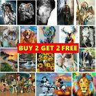 Full Drill Diy 5d Diamond Painting Cross Stitch Kits Embroidery Home Decor Gift