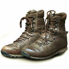 BRITISH ARMY ALT-BERG BOOTS - BROWN - GRADE 2  - VARIOUS SIZES - CADET BOOTSBoots - 104027