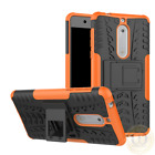 For Nokia 5.3/1.3/2.3/2.1/5.1/7.1/2.2 Shockproof Rugged Armor Stand Cover Case