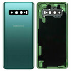 Battery Cover Back Glass Housing Camera Lens For Samsung Galaxy S10+ S10 S10E US