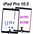 For iPad Pro 10.5 A1701 A1709 A1852 Touch Screen Digitizer Sensor Replacement QC