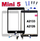 For iPad Mini 5 Mini5 A2133 A2126 Touch Screen Digitizer Panel Glass Replacement