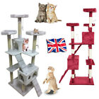 Extra Large Cat Tree Tower Cat Scratch Posts Climbing Activity Centre OL