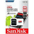 Originale SanDisk ultra Micro SD Card 128GB 32GB 64GB carta di TF Classe 10 A1