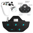For Microsoft Xbox One Controller Stereo Audio Headset Adapter Sound Enhancer