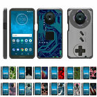 For Motorola Moto Z3 Play XT1929 Case Hybrid Dual Layer + 1 Black Case Bundle