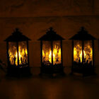 Hanging Halloween Vintage Lantern Candle Light Ornaments Home Party Diy Decor