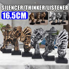 Abstract Thinker Statue Resin People Thinking Sculpture Ornament Figurine Decor