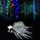96LEDs Icicle Curtain Window Fairy Lights Christmas Wedding Decor Party 6W T1Y5