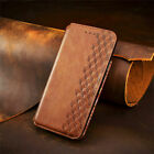 For Samsung Galaxy S21 Plus S21 Ultra Magnetic Flip Leather Wallet Case Cover