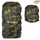 Waterproof OUTAD Rain Resistant Cover Durable Camping Backpack Rucksack Gm