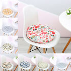 Chair Non-Slip Round Booster Quilted Seat Pad Simple Washable Cushion New