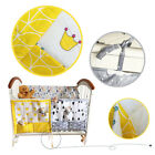 Baby Cot Bed Crib Nursery Hanging Storage Organizer Bag for Toy Diaper Ches