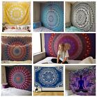 Large Tapestry Wall Hanging Mandala Blanket Mat Bedspread Throw Bohemian Cover
