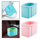 Portable Folding Potty Toilet Seat for Toddler Kids Outdoor Car Boys Girls