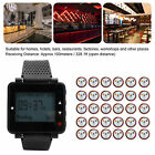 Restaurant Wireless Queue Paging System 30 Coaster Pagers Church Nursery/Clinic