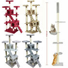 Large Cat Kitten Tree Cat Scratching Post Cat Climbing Activity Centre House Ur