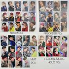 Ateez Fever Part 2 Official Photocard Preorder Limited, MMT, Y Global Music Holo