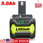 6 0ah For Ryobi P108 18v 18 Volt One  Plus High Capacity Lithium-ion Battery New