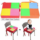 Child Toddler Baby Increased High Chair Seat Pad Safe Booster Cushion Dining Mat