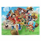 Anime One Piece Wooden Jigsaw Educational Puzzle Game Kids Adults 300-1000pcs