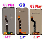 For Motorola Moto G9 PLAY/ G9 / G9 PLUS Touch Screen Glass Lcd Display Assembly