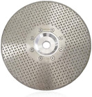 SHDIATOOL 4 Inch Diamond Grinding Disc for Granite Marble Single Side Coated Dia