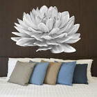 Stylish Flower Wall Stickers Vinyl Art Decals