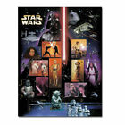Star Wars 2007 Anniversary stamp sheet of 15 stamps - NEW from USPS