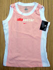 "NIKE GIRLS ""NIKE SOCCER"" COTTON TANK TOP SZ S-L LIST$20"