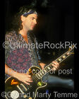 MOTORHEAD PHOTO PHIL CAMPBELL GUITAR 8X10 1990 by Marty Temme