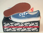 @ Vans Authentic Navy Blue / White All Sizes 3.5 ~ 16