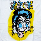 STRAY CATS T-SHIRT ROCKABILLY SETZER SLIM JIM  ROCKER