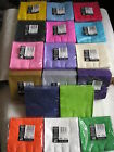 MULTI PACK OF PAPER NAPKINS / SERVIETTES  VARIOUS COLOURS AVAILABLE - pack of 50