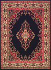 Keshan 112/372B Traditional Rug 5 Sizes & Runner Cheap